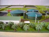 Bánhalma, biogázüzem