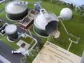 Fővárosi Csatornázási Művek Zrt. Észak-pesti Szennyvíztisztító Telep, Biogázüzem