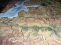 Honfoglaló Magyarok vándorlása terepasztal